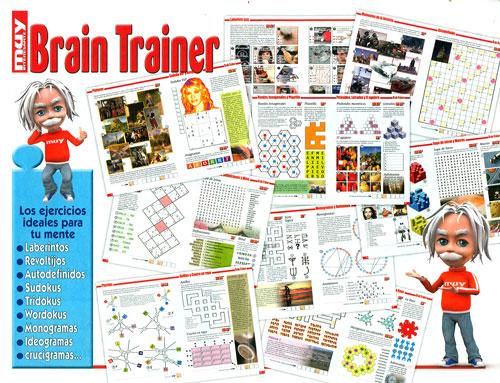 Anuncio Brain Trainer en Muy Interesante