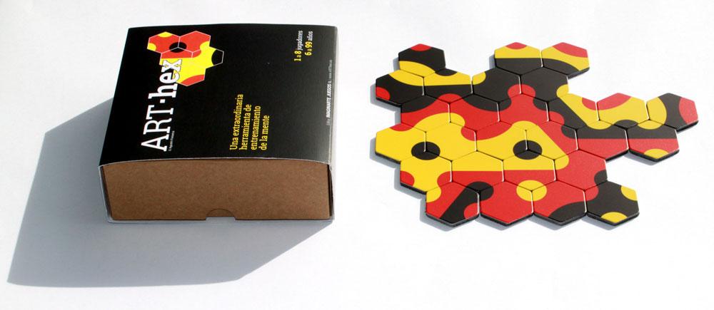 Fichas y caja 4 del juego